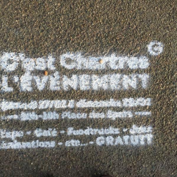 L'évènement C' Chartres
